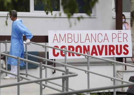 14 të vdekur dhe 442 raste të reja me COVID-19