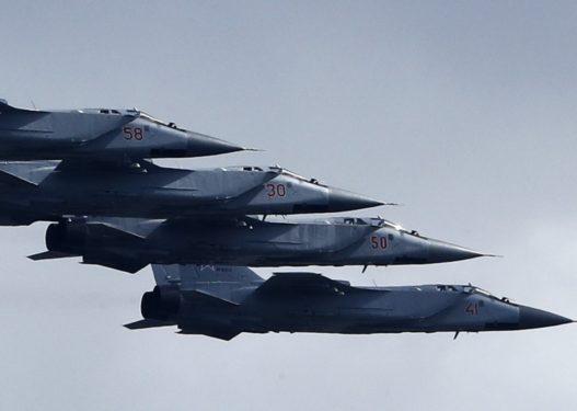 Rusia vret 200 militantë të ISIS gjatë një sulmi ajror në Siri