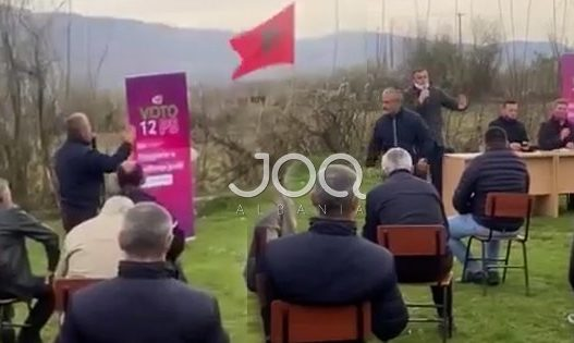 Dibrani degjeneron kandidatët e Rilindjes në fushatë: E keni rrejt, e keni masakru kët popull, o ku ku nona…