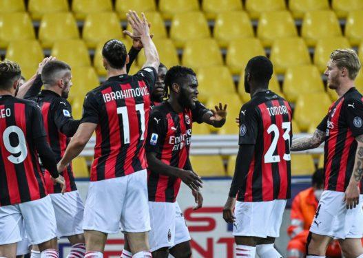 Me vështirësi Milan ia del ndaj Parmës, Ibrahimovic largohet me të kuq