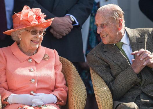 Mbretëresha Elizabeth ishte në shtratin e Princit Philip kur ai mbylli sytë!