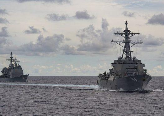 Rriten tensionet/ Anijet luftarake ruse kalojnë Bosforin, shtohen forcat në Detin e Zi