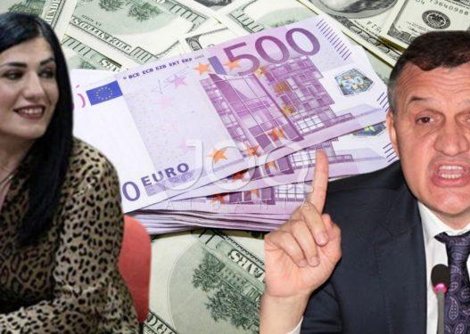 """Ilir Beqaj nuk ngopet me miliona, Mirlinda e AKSHIT """"i dhuron"""" 150 të tjera"""