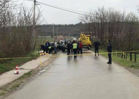 Aksidenti tragjik në Gjakovë/ Kush janë 3 viktimat, mes tyre dhe një grua shqiptare