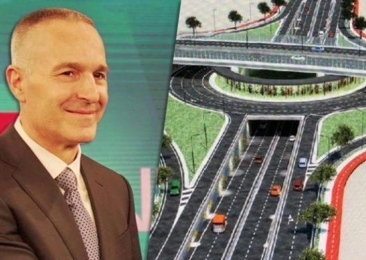 """Miliarda me tenderat/ Bëhet """"përshesh"""" në autostradë makina e kompanisë së oligarkut Baç Ulaj"""