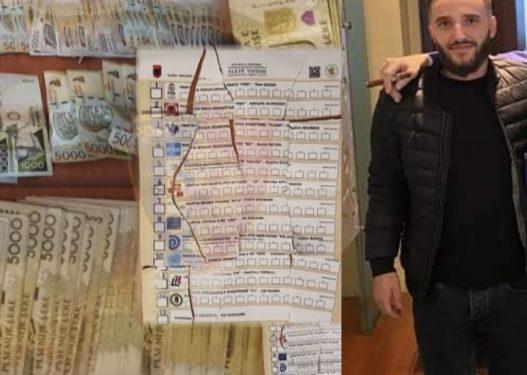 Para në këmbim të votës! Në pranga sekseri me 528.000 lekë në makinë, hetohet drejtuesi politik i LSI në Pukë