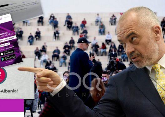 Detaje të reja/ Si e përdorin Drejtuesit Politikë të PS programin me të dhënat për 3.5 milion shqiptarë?