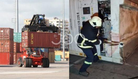 Kokaina e sekuestruar brenda konteinerit me banane, arrestohen administratorët e kompanisë në Kombinat