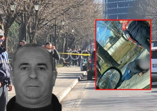 Ekzekutimi mafioz i biznesmenit/ Dalin pamjet kur vrasësi i Behar Sofisë largohet i qetë me biçikletë