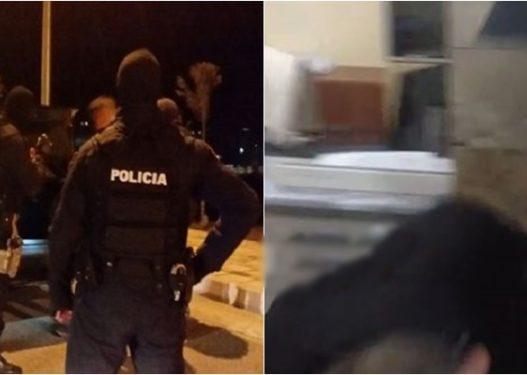 U kapën jashtë orës policore/ Tre durrsakët kundërshtojnë policët, i rrahin në mes të lokalit