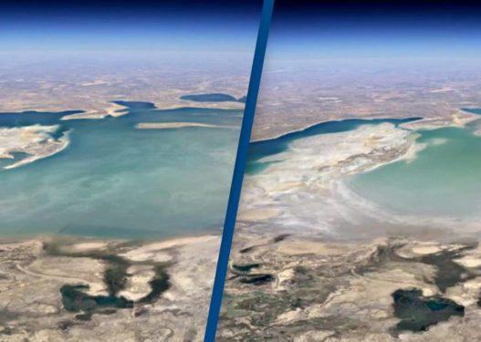 """Google Earth sjell """"Timelapse"""" për efektet shqetësuese të ndryshimit të klimës"""