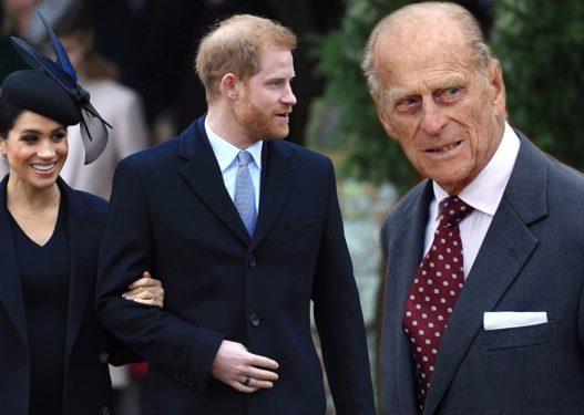 Vdekja e Princ Philip/ Harry do jetë i pranishëm në varrim, Megan refuzon të shkojë