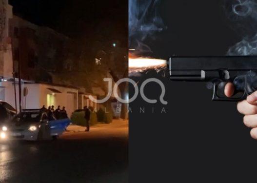 Të shtënat me armë zjarri në Elbasan, plumbi përfundoi në banesën e një çifti të moshuarish