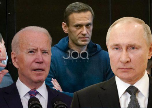 SHBA-Rusisë: Do keni pasoja nëse kundërshtari i Putin vdes në burg