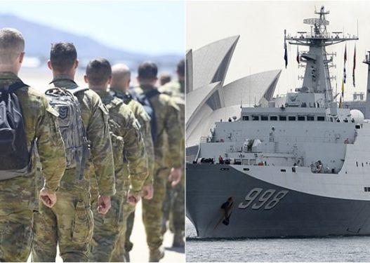"""Provokime nga Kina/ Australia gati për luftë, zhvillohet stërvitja për """"rastin më të keq"""""""
