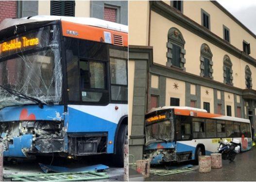 Aksidenti i urbanit në Tiranë/ Flet shoferi: M'u bllokua timoni