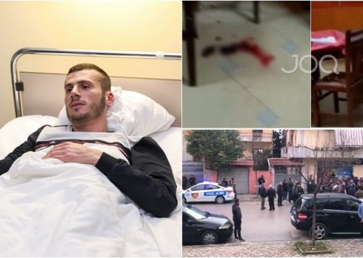 Sekretari i PD në Kavajë mbeti i plagosur/ Jonuzi qëlloi me armë, dy të tjerët e rrahën me grushta