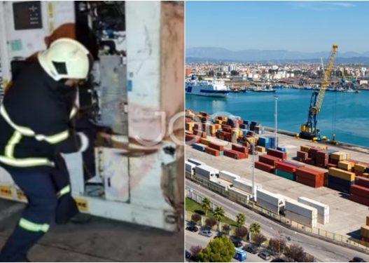 Përsëritet historia! Kapen 200 kg kokainë në Portin e Durrësit të fshehura në një konteiner me banane
