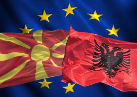 """""""Shqipëria mund të nis bisedimet me BE-në pa Maqedoninë"""""""