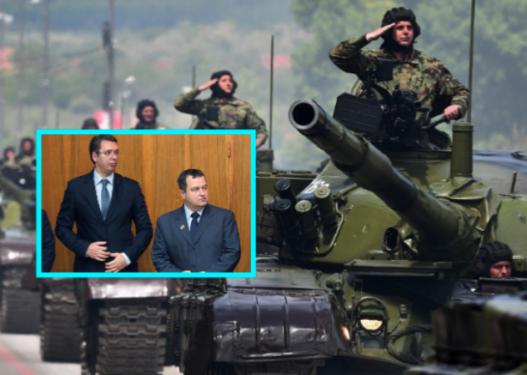 """Ndërtimi i kampit ushtarak kroat në Kosovë, shqetëson serbët: """"Po poshtrohemi, të ndërtojë edhe Rusia një"""""""
