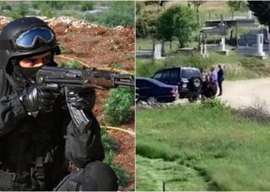 Pas përplasjes me armë zjarri mes 29-vjeçarit dhe policisë, mbi 100 efektivë blindojnë Fierin