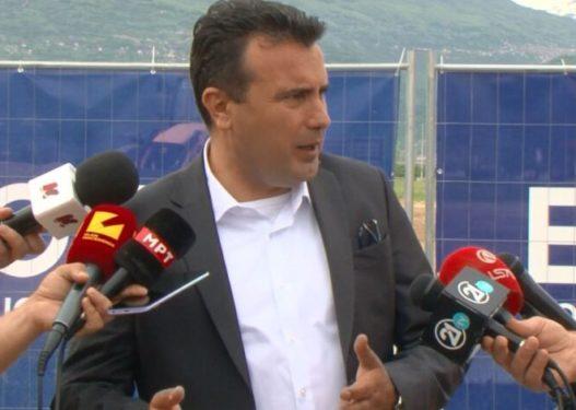 Zaev: Dialogu mund të sjell rezultate, por nuk pres asgjë për 27 prillin