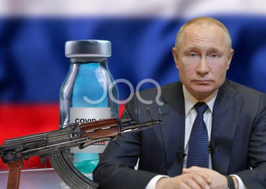Vladimir Putin: Vaksinat ruse janë të besueshme sa Kallashnikovi