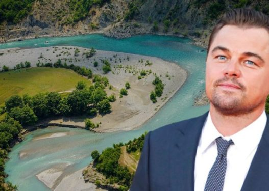 Tjetër apel nga Leonardo DiCaprio: Lumi Vjosa të shpallet Park Kombëtar
