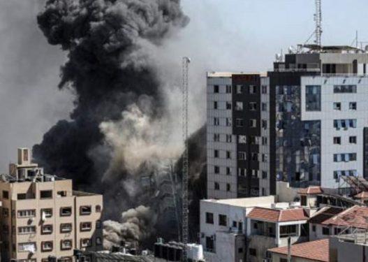 Vazhdojnë bombardimet në Gaza/ 42,000 palestinezë largohen nga shtëpitë e tyre