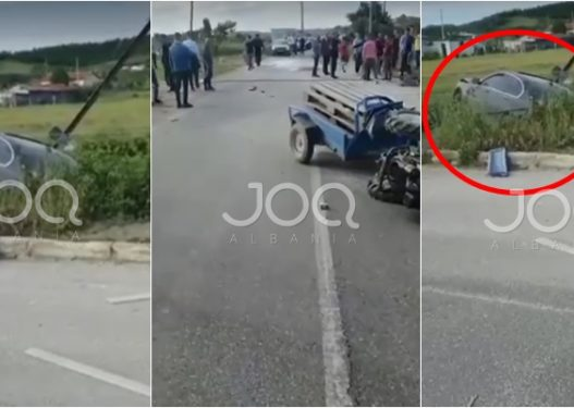 Aksidenti tek Gjiri i Lalzit/ Një 36-vjeçar në gjendje kritike, u përplas nga shoferi i dehur