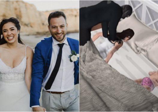 Vrasja e 20-vjeçares në Greqi/ Bashkëshorti prek me lamtumirën e tij: Udhëtim të mbarë dashuria ime