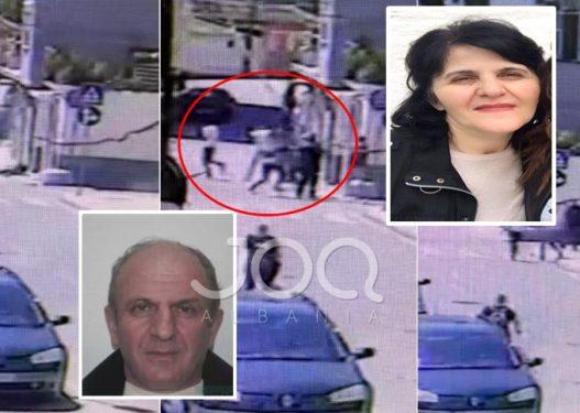 Vrasja në Elbasan/ Ish-policit iu bllokua arma pasi ekzekutoi gruan, tentoi t'i priste kokën para djalit 15 vjeç
