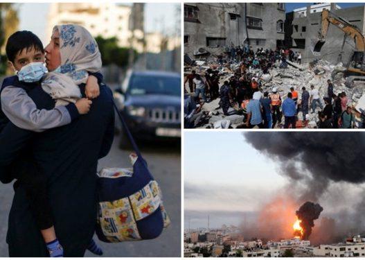 Analiza e BBC: E Drejta Ndërkombëtare dhe ligjet e luftës në konfliktin Izrael-Palestinë