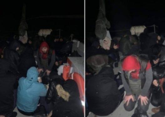 Skandali! Efektivët e Ushtrisë Shqiptare pajisën me jelekë shpëtimi trafikantët e 55 emigrantëve