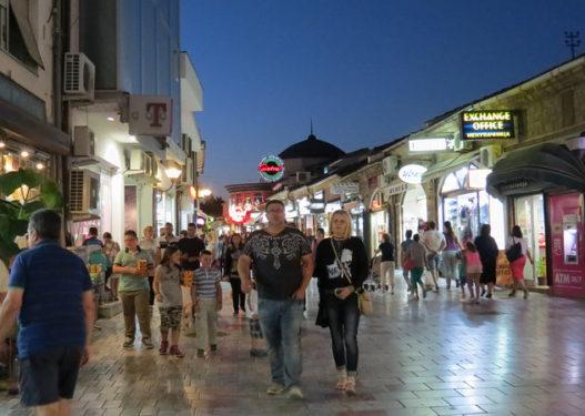 Teste PCR falas për turistët që vijnë në Maqedoni