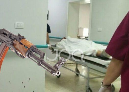 I plagosur papritur me armë zjarri, i moshuari nga Mati shkon me urgjencë në spital
