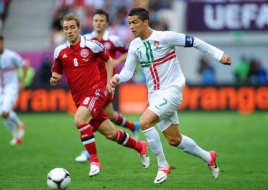 Eriksen humbi ndjenjat/ Reagon Cristiano Ronaldo: Qëndro i fortë Chris