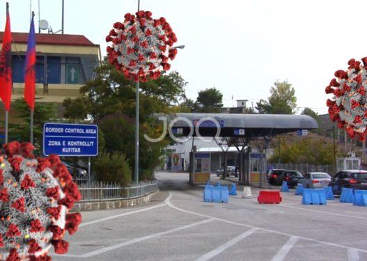 Greqia shtyn masat deri më 21 qershor në kufi me Shqipërinë