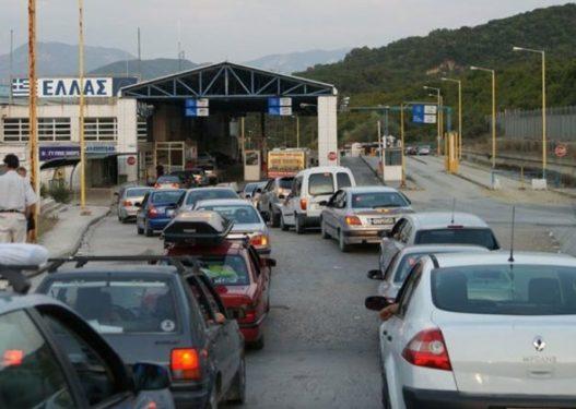 Situata në kufijtë me Greqinë! Në Kakavijë s'lejohen autobusët, nga Kapshtica kalojnë vetëm punëtorët sezonalë