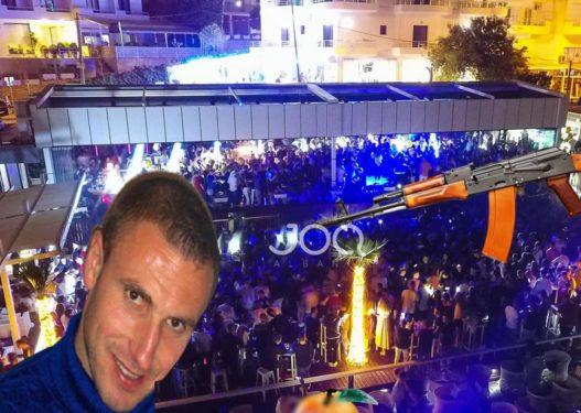 U qëllua me 20 plumba/ Arrestohet biznesmeni në Sarandë, policia: Qëlloi me armë