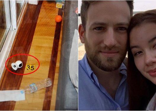 Krimi në Glyka Nera! Zbulohet kamera që piloti grek theu pasi vrau gruan në sy të fëmijës
