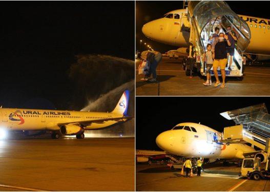 Mbërrin në Aeroportin e Rinasit fluturimi i parë me turistë nga Moska