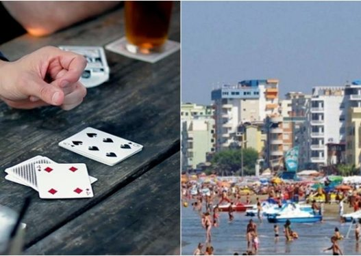 Arrestohen tre të rinjtë nga Skrapari, mashtronin turistët me lojëra me letra