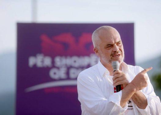 Mbylli fushatën dhe u kërkoi popullit votën, Edi Rama braktis Vlorën bëhet deputet i Durrësit!