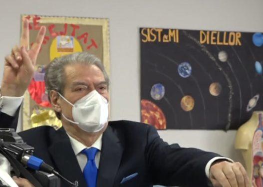 Sali Berisha voton për kreun e PD dhe deklaron: I qëndroj deklaratës për t'u kthyer në krye të PD