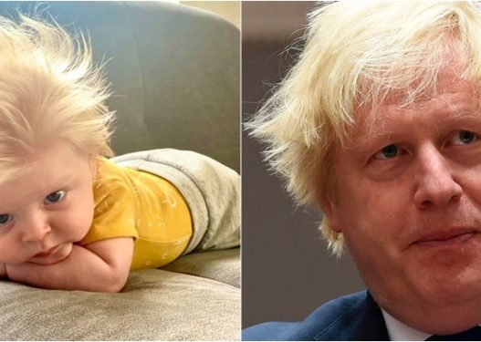 """Zbulohet """"sozia"""" e kryeministrit britanik, është një foshnje 3 muajshe"""