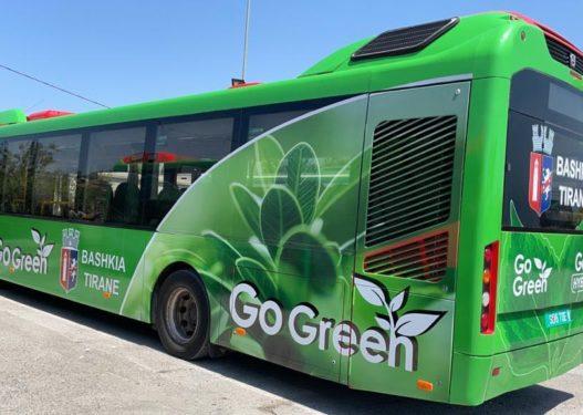 Autobusët hibridë të Tiranës kërkojnë staf: Shoferë, faturino, mekanikë dhe elektrout!