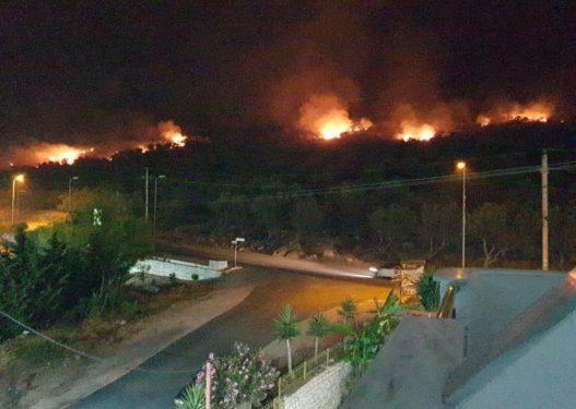 I vuri zjarrin kodrave të Ksamilit, arrestohet 25-vjeçari