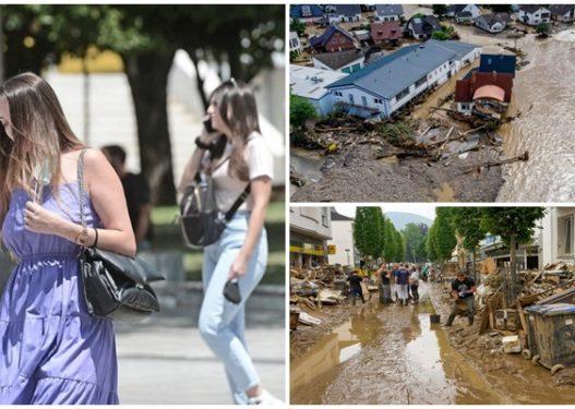 Meteorologu grek: Pas të nxehtit përvëlues, mund të ketë përmbytje dhe stuhi në rajon!