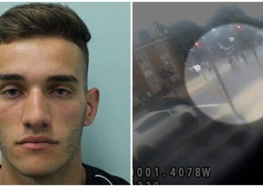 Përplasi për vdekje të moshuarin dhe e la në mes të rrugës, dënohet 23-vjeçari shqiptar në Angli